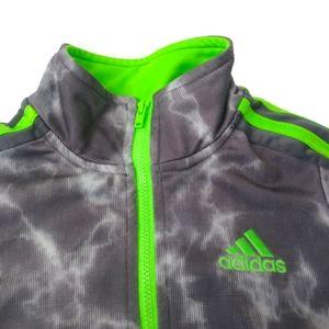 Stripe Adidas Track Jacket